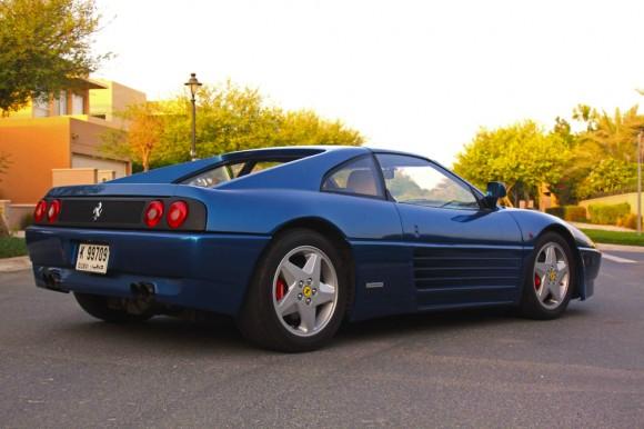 Project Car: Ferrari 348 TS