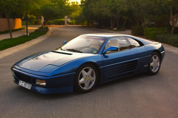 Project Car: Ferrari 348 TS