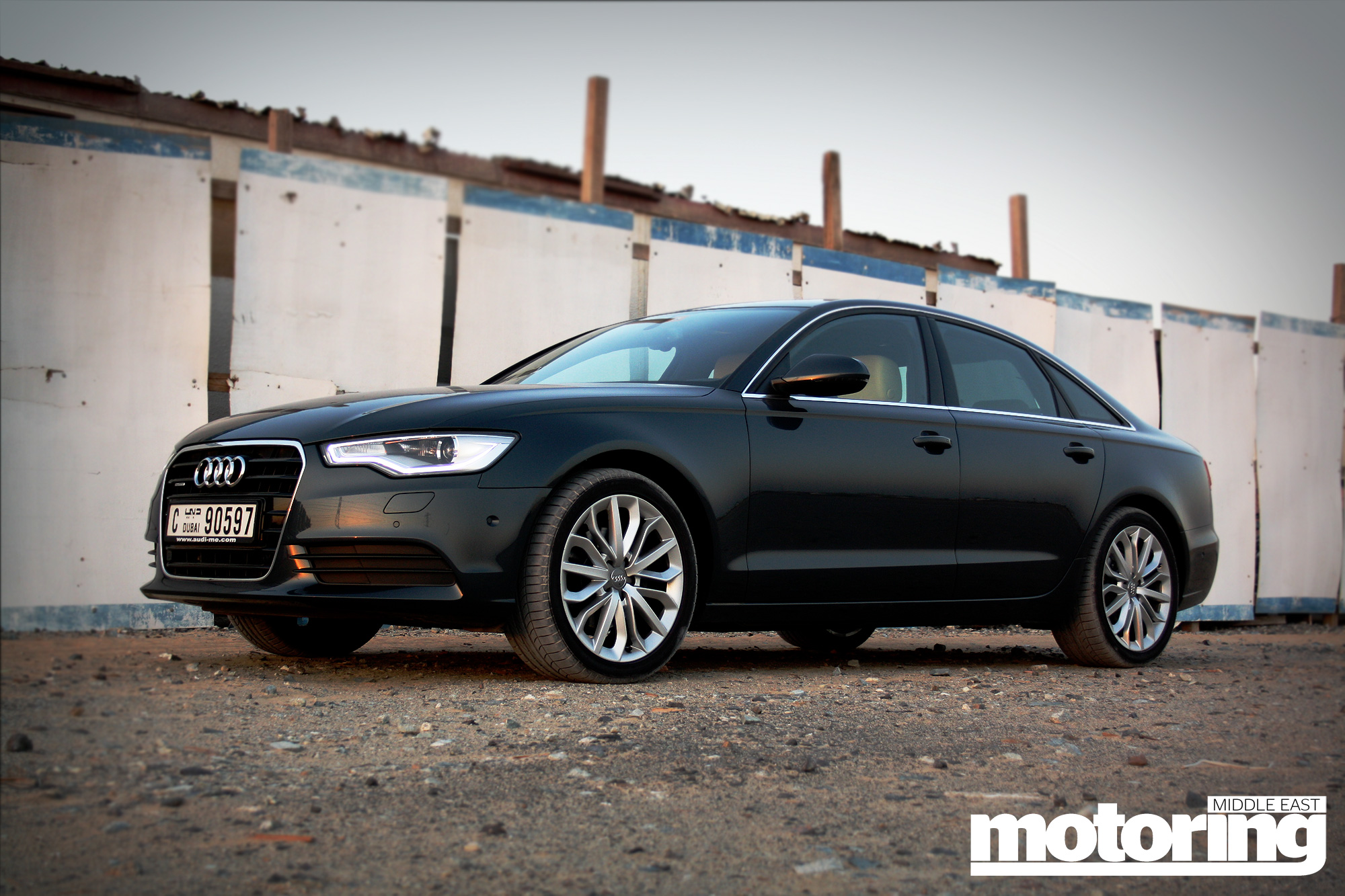 Audi A6 2 8 Fsi Review Motoring Middle East Car News