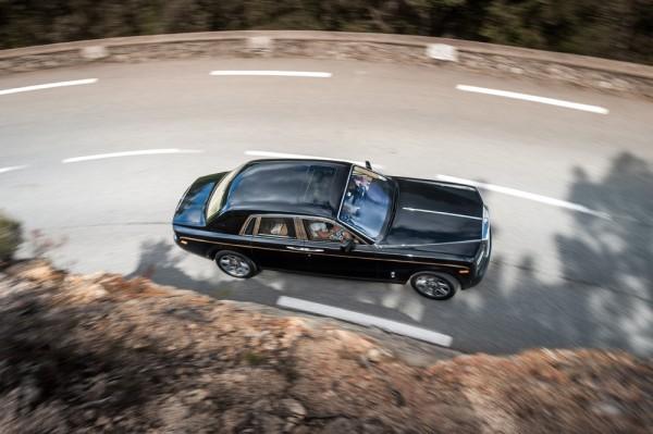 Rolls-Royce Phantom Series II - Nice, Cote d'Azur, France