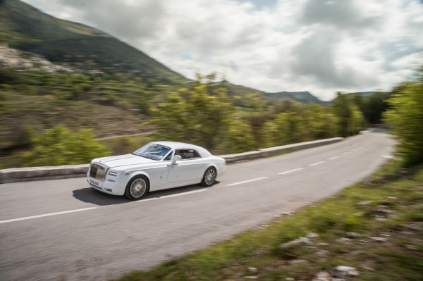 Rolls-Royce Phantom Coupe Series II - Nice, Cote d'Azur, France