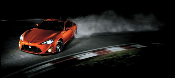 Toyota 86 Middle East launch