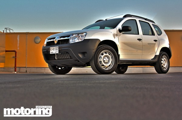 duster 2016 specification