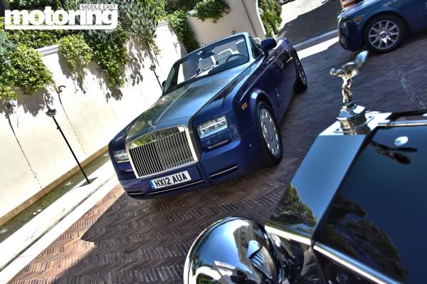 Rolls-Royce Phantom Drophead Coupe Series II - Nice, Cote d'Azur, France