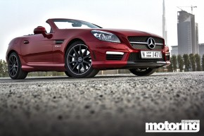 2012 Mercedes SLK 55 AMG