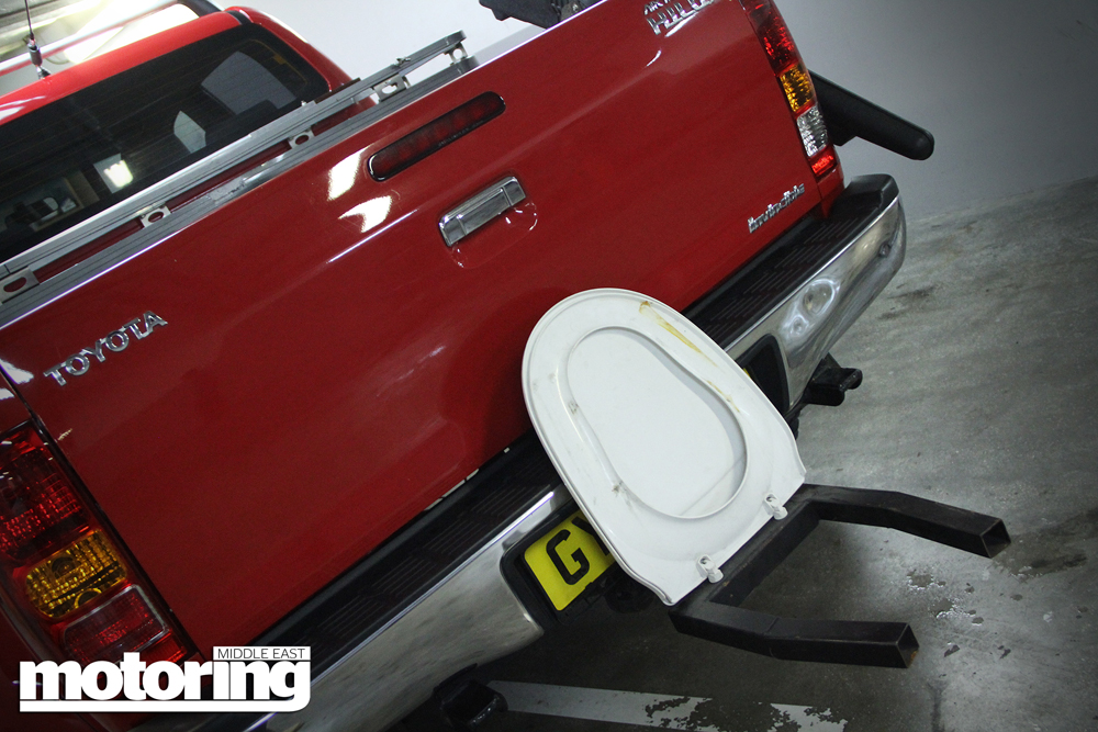 Brilliant Arctic Trucks Toyota Hilux At38 Motoring Middle East Car Theyellowbook Wood Chair Design Ideas Theyellowbookinfo