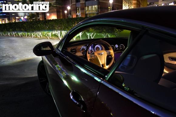 2012 Bentley Continental GT V8