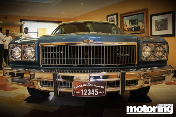 Classic Car Registration Now Available In Dubai Motoring Middle