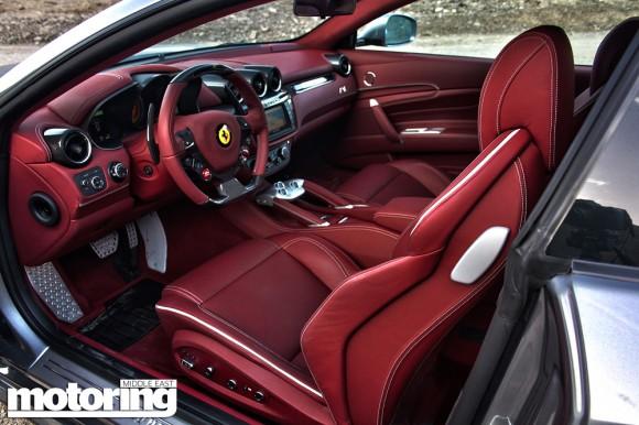 Ferrari FF in the UAE