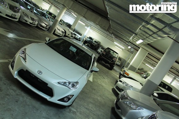 Toyota 86 Part 2 The Checklist