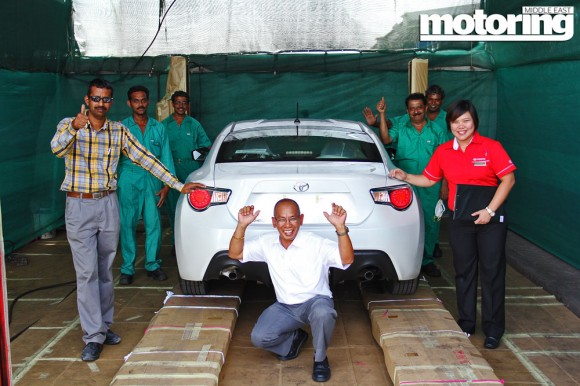 2013 Toyota 86 Part 3 The Workshop
