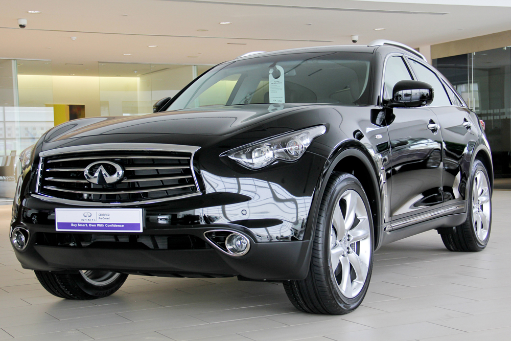 Infiniti Used Approved Scheme In Dubai Motoring Middle East Car