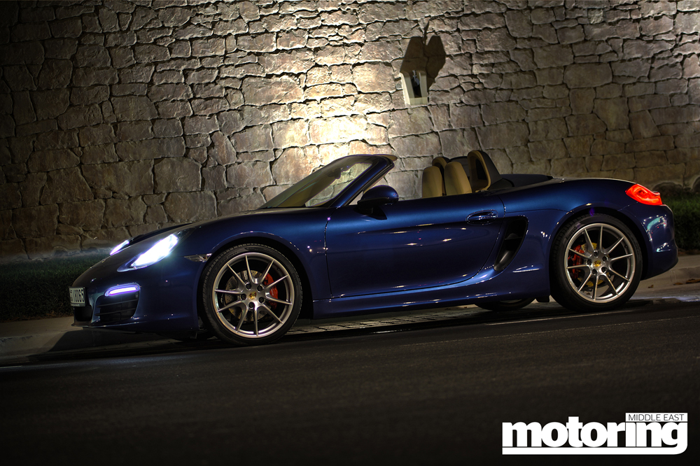2012 porsche boxster s review motoring middle east car news reviews and buying. Black Bedroom Furniture Sets. Home Design Ideas