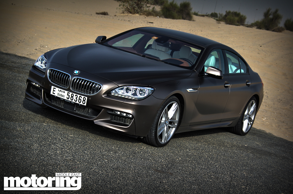 2012 Bmw 640i Gran Coupe Review Motoring Middle East Car News