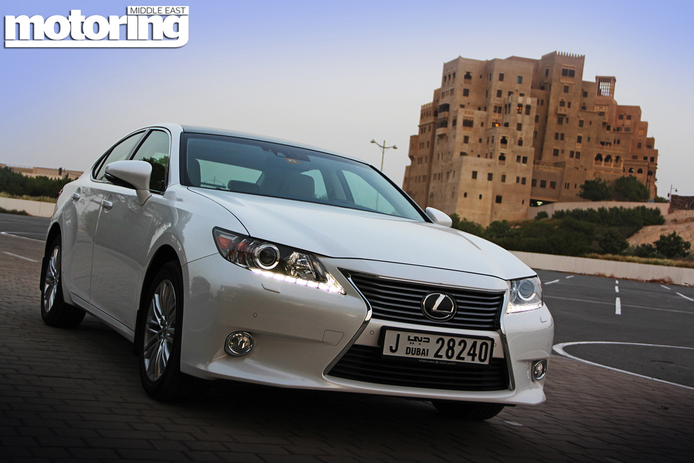 2013 lexus es350 review motoring middle east car news reviews and buying guidesmotoring. Black Bedroom Furniture Sets. Home Design Ideas