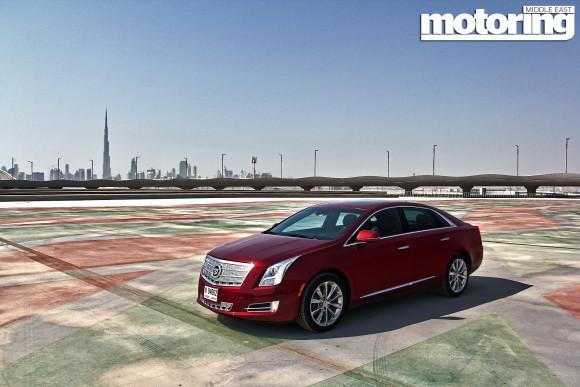 2013 Cadillac XTS in Dubai