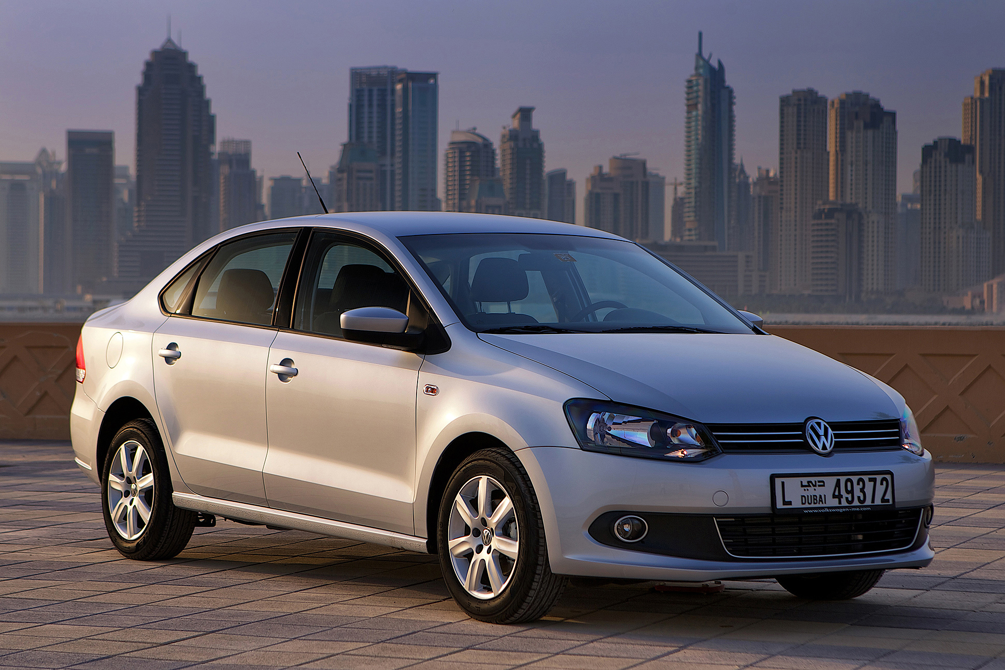 Reviews of owners of the Volkswagen Polo and the characteristics of the new sedan