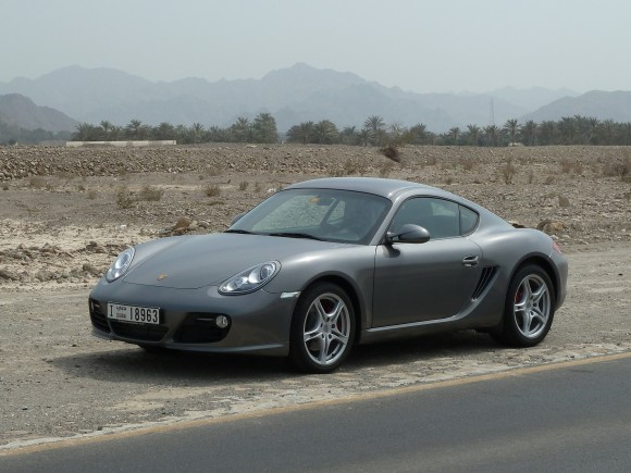 Owner's Review, Porsche Cayman S