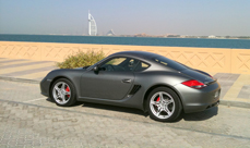 Owner's Review, Porsche Cayman S