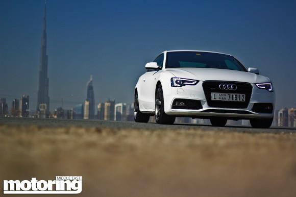 2012 Audi A5 Coupe 3.0 TFSI Quattro