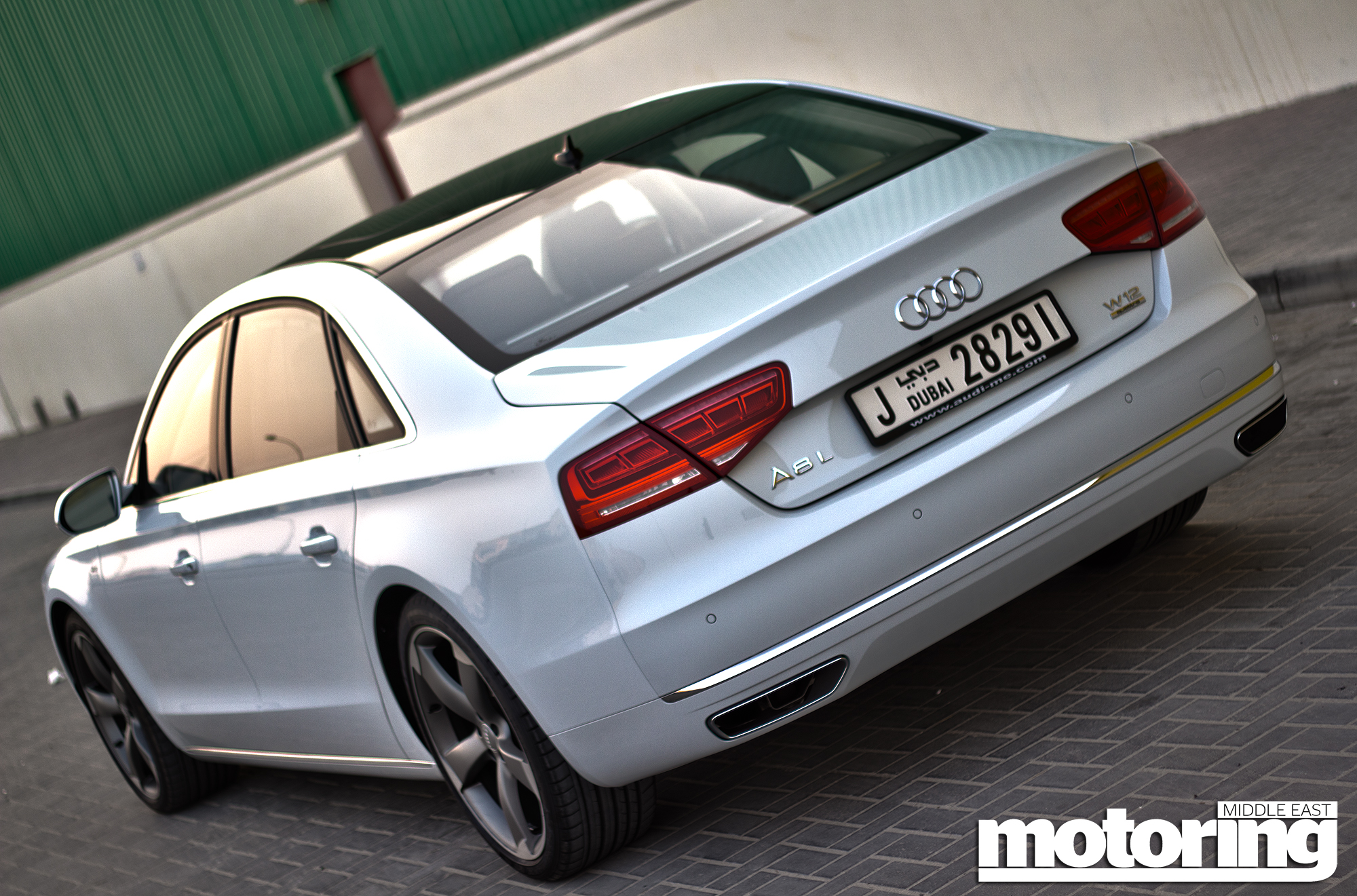 2012 Audi A8 W12 L Quattro Review Motoring Middle East