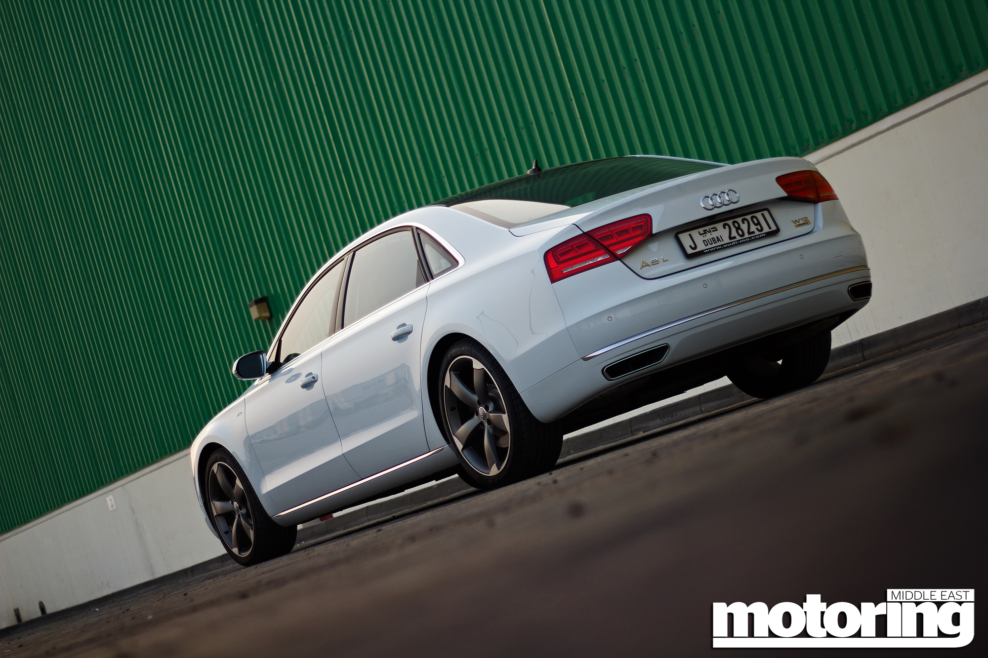 2012 Audi A8 W12 L Quattro Review Motoring Middle East Car News