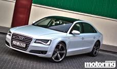 Audi A8 W12 L