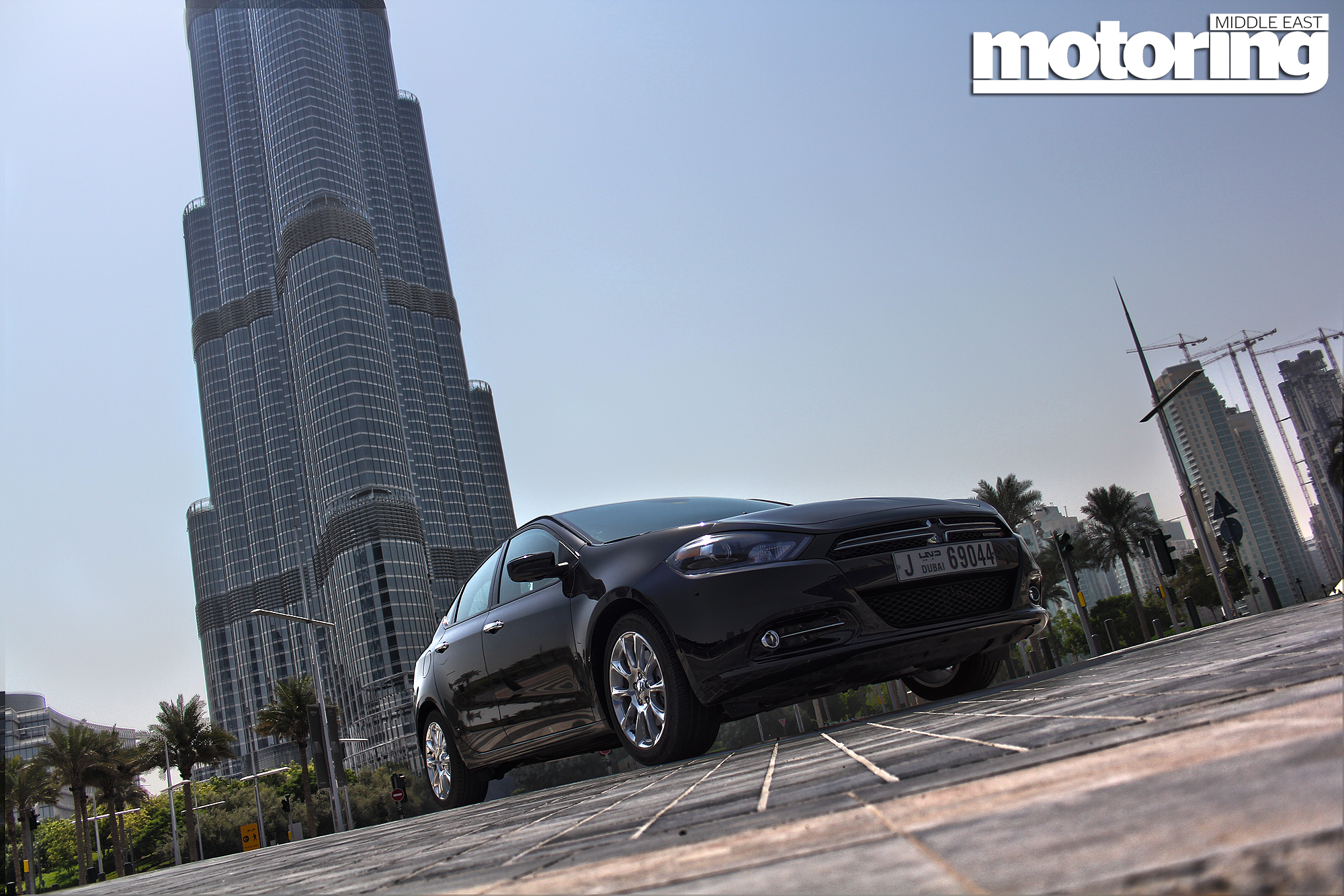 mme exclusive - 2013 dodge dart - motoring middle east: car news