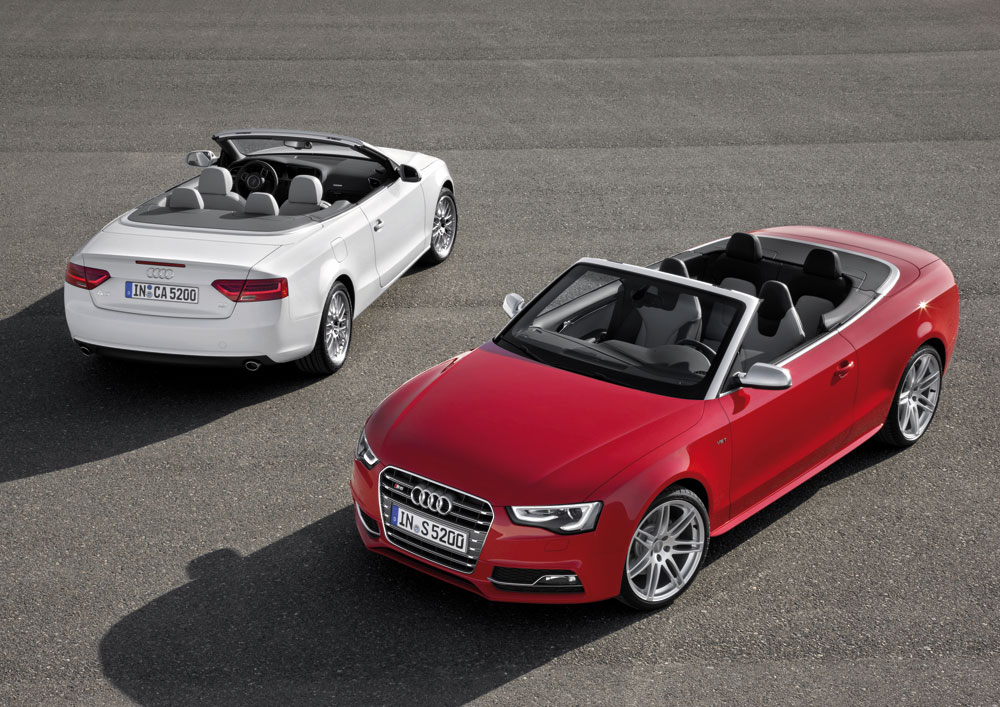 2012 Audi A5 Cabriolet Motoring Middle East Car News Reviews And