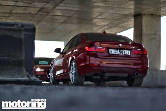 2012 BMW 335i Vs Audi A4 3.0-litre TFSI Quattro S Line