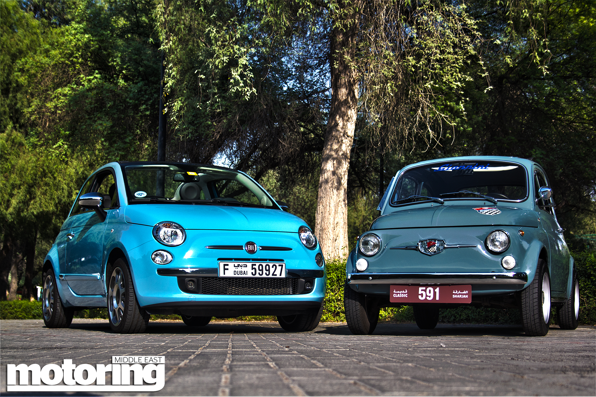 Classics Fiat 500 Old And New Motoring Middle East Car News 1957 For Sale Meets