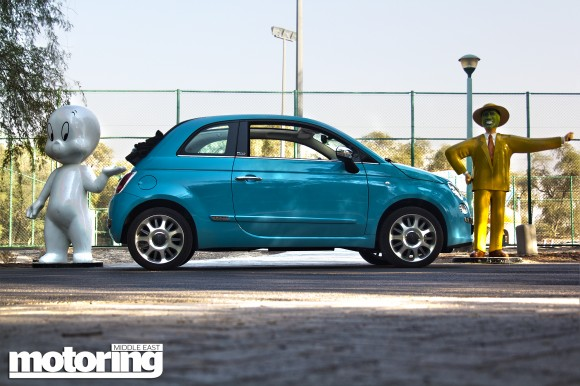Fiat 500 old meets new