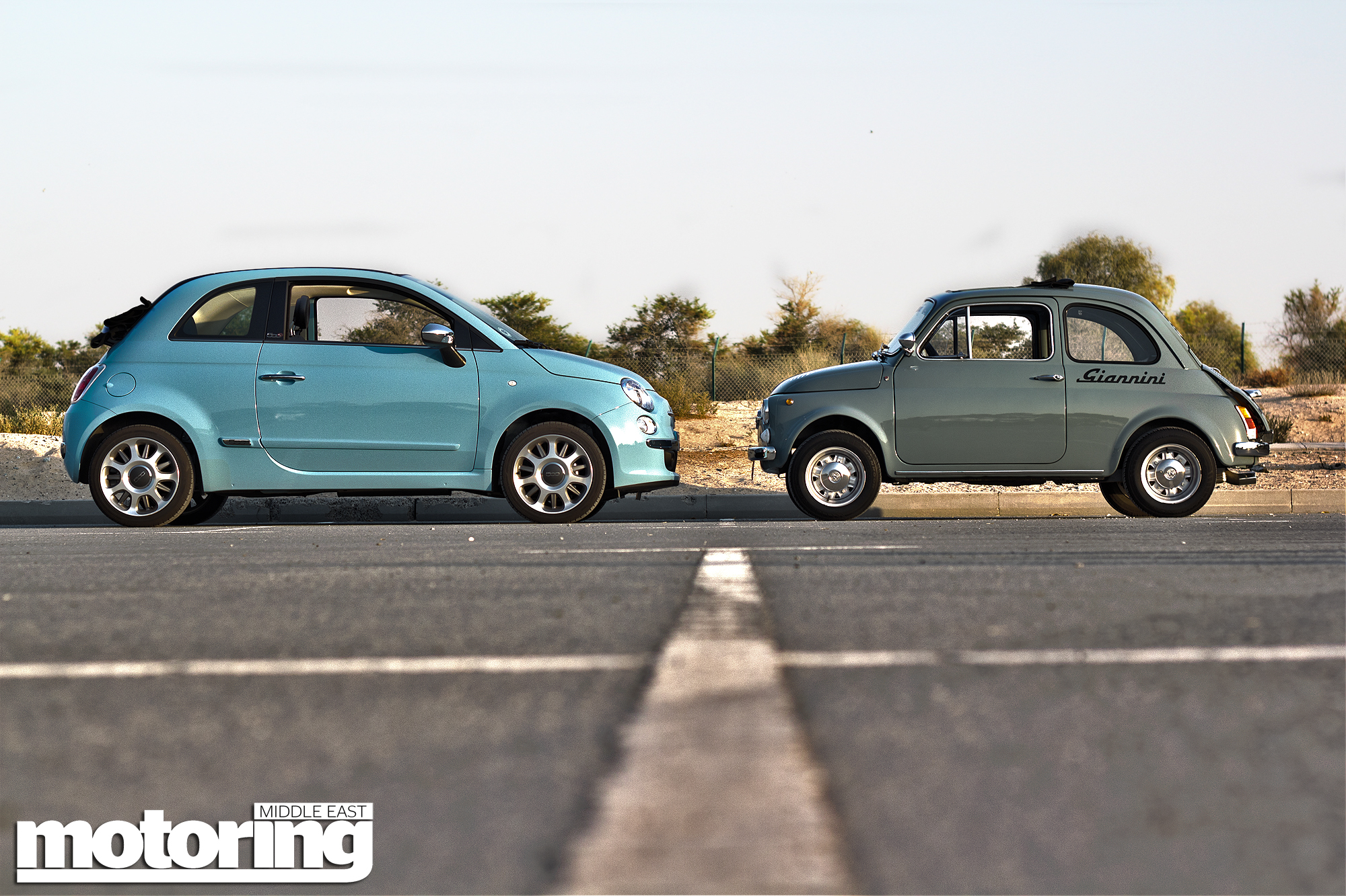 Classics Fiat 500 Old And New Motoring Middle East Car News