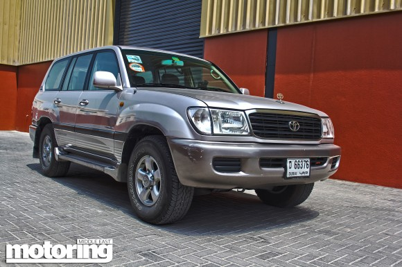 Buying Guide: how to buy a used Toyota Land Cruiser