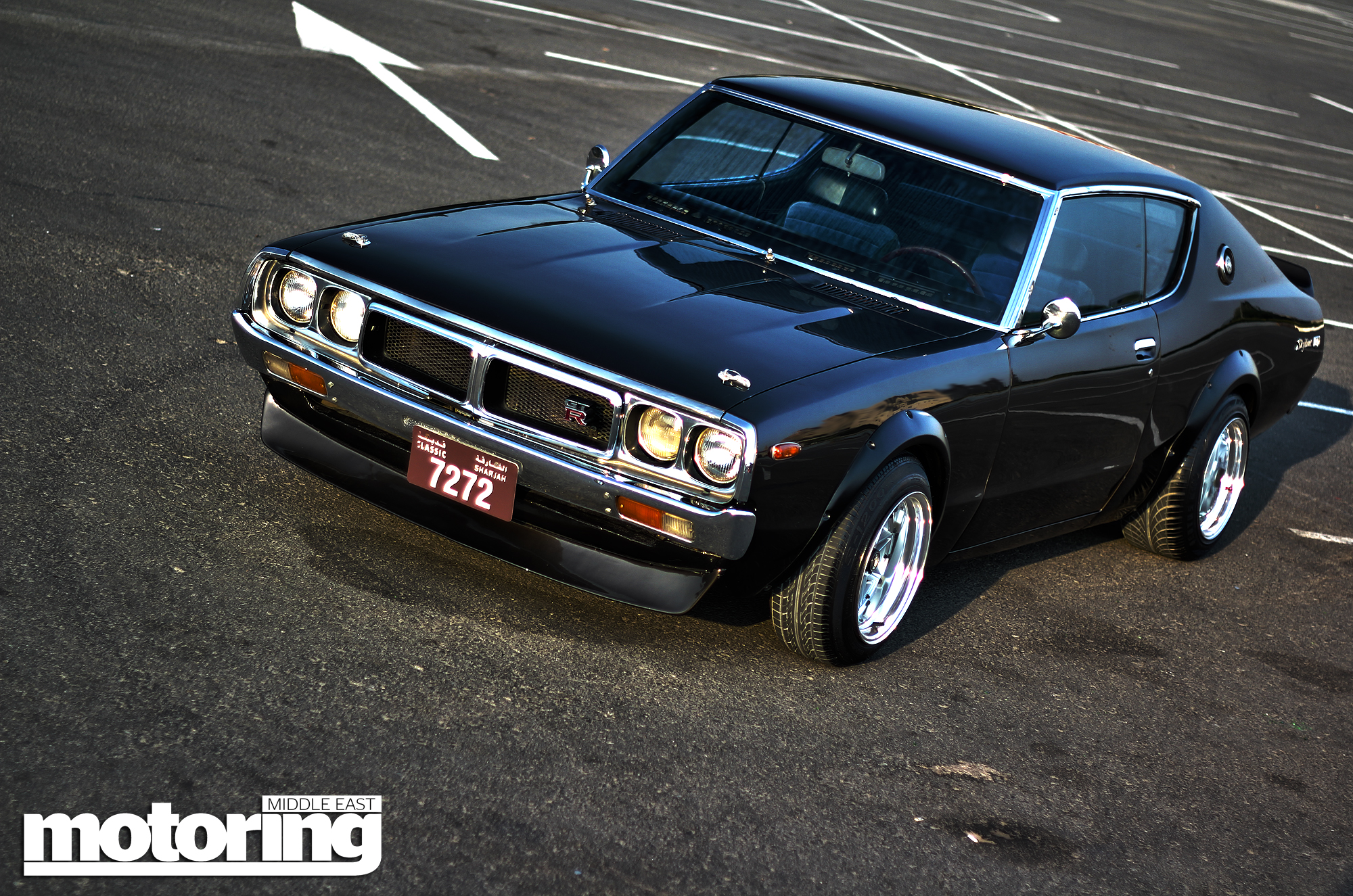 C110 2nd Generation Skyline Gt R Motoring Middle East Car News Reviews And Buying Guidesmotoring Middle East Car News Reviews And Buying Guides