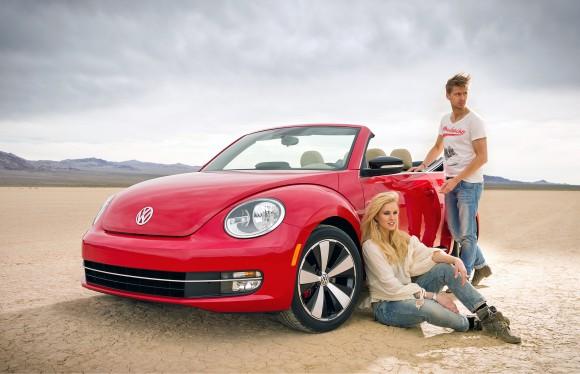 2013 VW Beetle Cabriolet