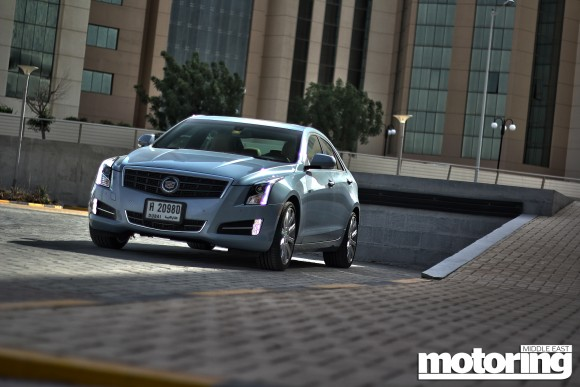 Cadillac ATS 2.5-litre four-cylinder review