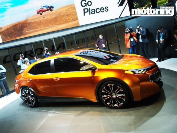 Toyota Furia Concept