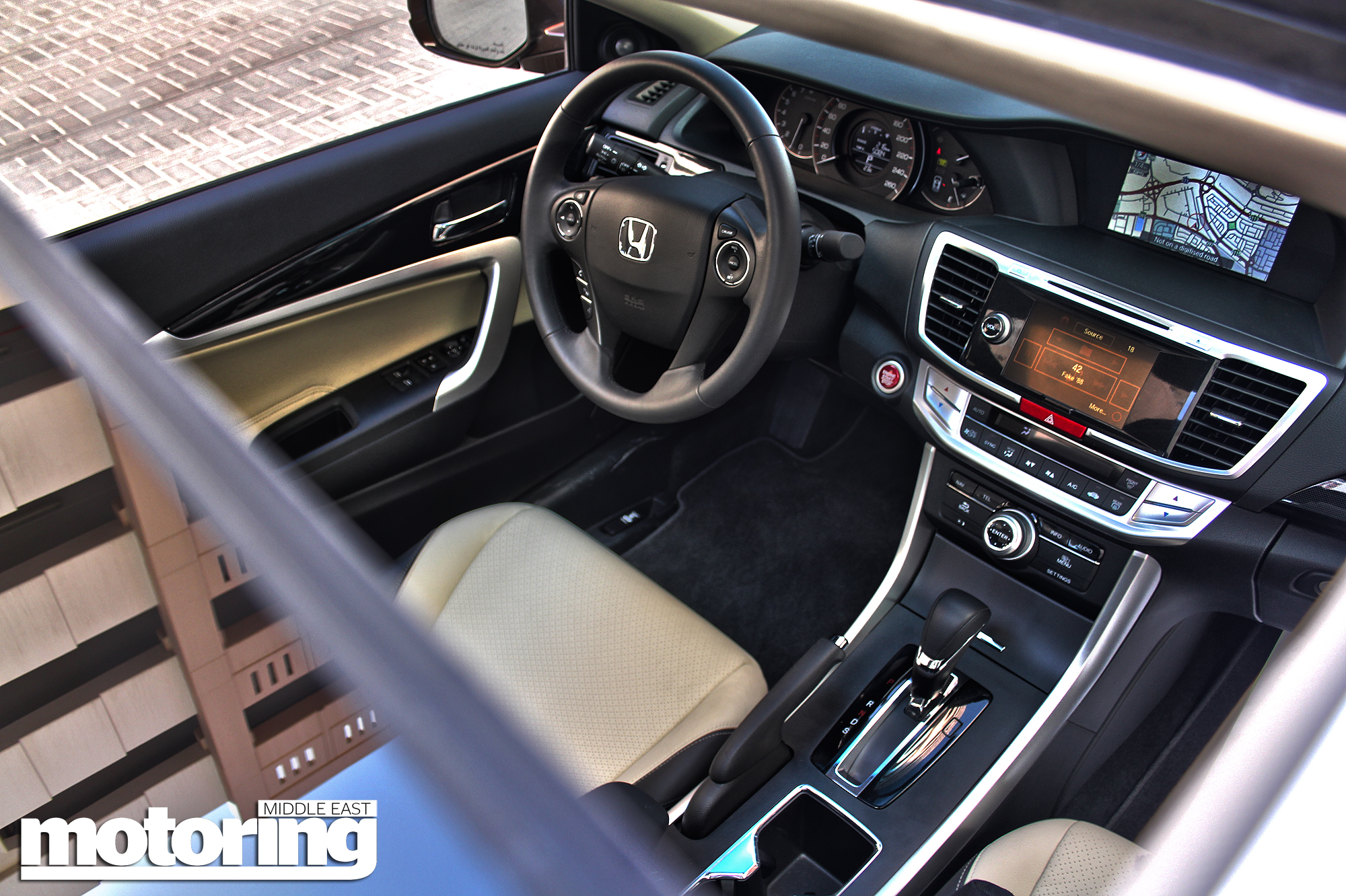 2013 Honda Accord Review Motoring Middle East Car News Reviews 2012 Coupe V6