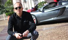 Interview with McLaren chief development driver, Chris Goodwin, about 12C Spider