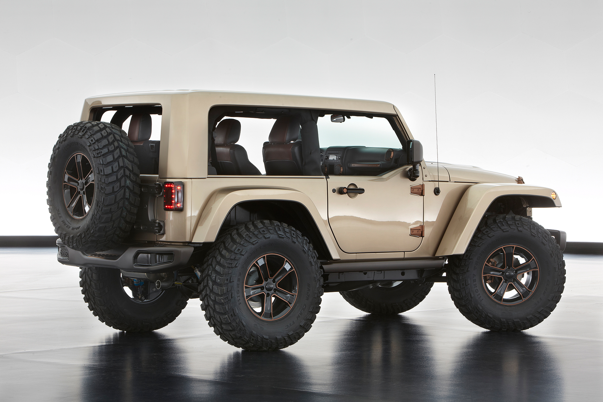 3810ac2bbb8 Jeep's six new concepts for Moab 2013 - Motoring Middle East: Car ...