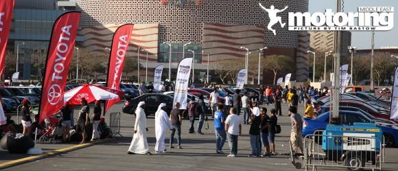 Motoring Middle East Meet 13, 22 March, 2013, Dubai Festival City, UAE