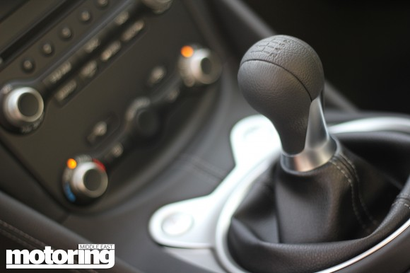 2013 Nissan 370Z manual