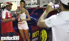The Dubai Chase 3 - 19 April, 2013, Dubai Autodrome