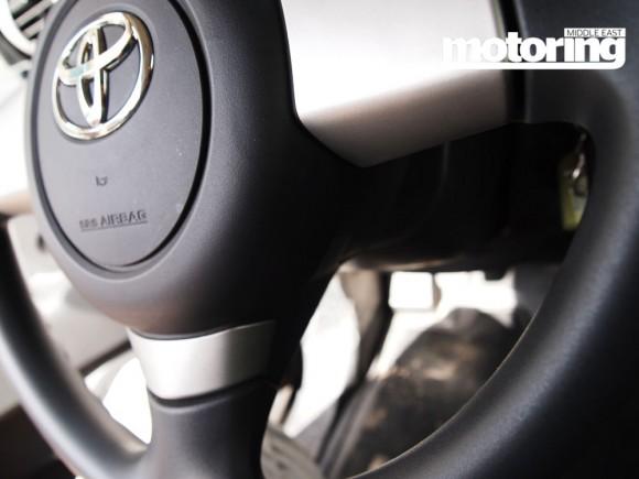 Toyota FJ Long Term