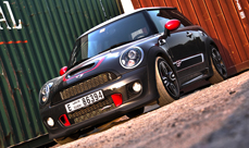 2013 Mini John Cooper Works GP edition
