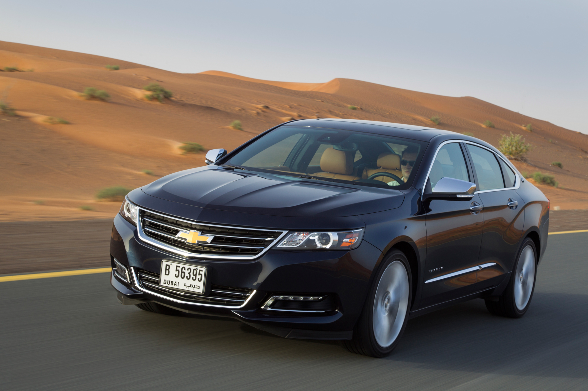 2014 chevrolet impala review motoring middle east car. Black Bedroom Furniture Sets. Home Design Ideas
