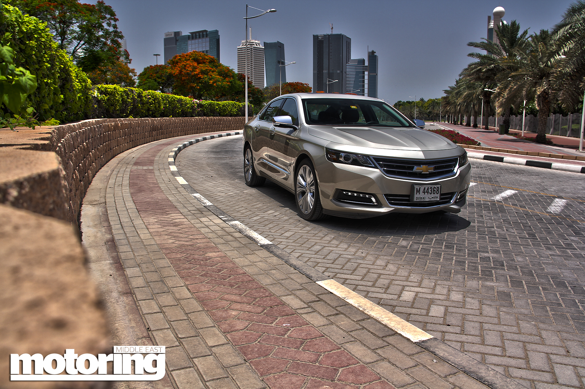 2014 Chevrolet Impala Review Motoring Middle East Car