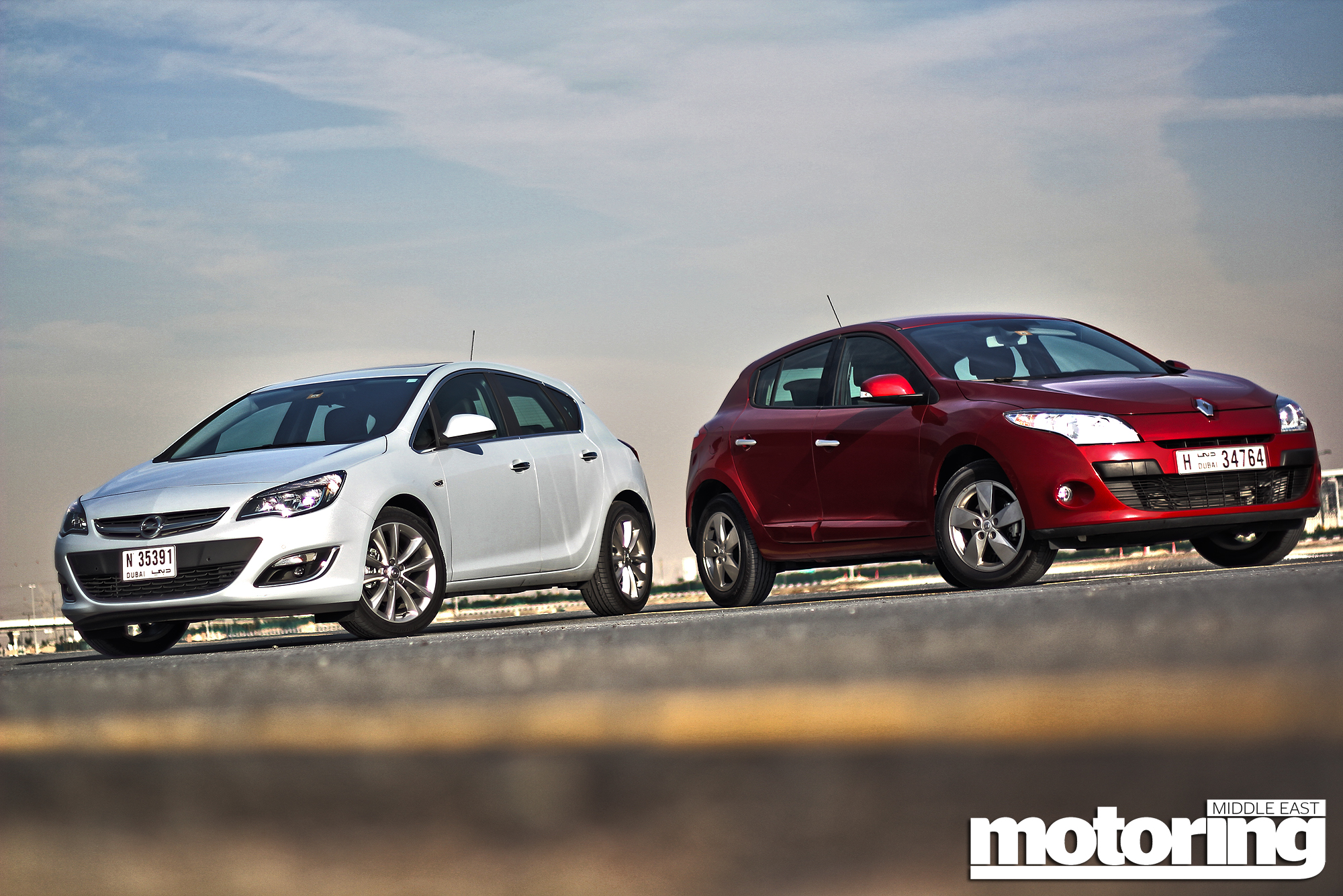 Twin Test Opel Astra Vs Renault Megane Motoring Middle East Car News Reviews And Buying Guidesmotoring Middle East Car News Reviews And Buying Guides