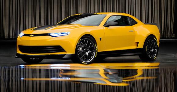 Transformers 4 Camaro Concept